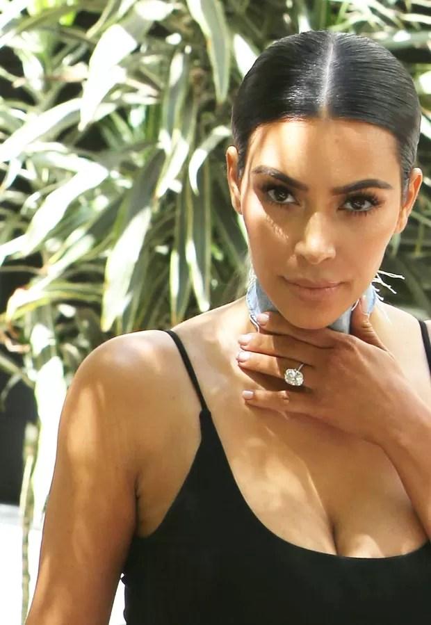 Kim Kardashian (Foto: X17)