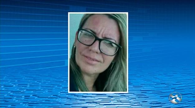 Professora passou mal após um assalto e morreu. (Foto: TV Asa Branca/Reprodução)