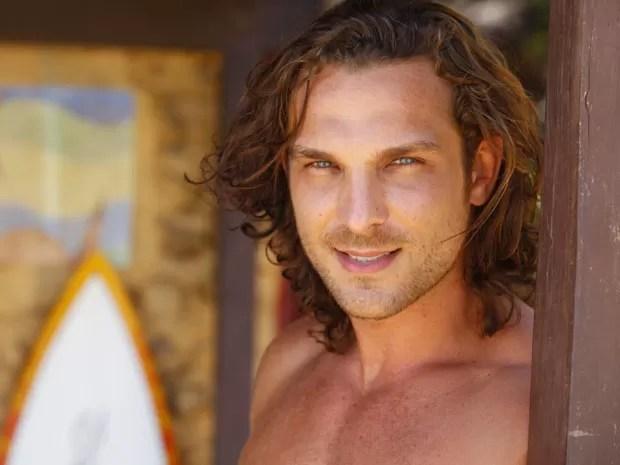 Igor Rickli (Foto: Flor do Caribe/ TV Globo)