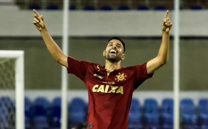 Gerson Magrão foi o último armador de destaque no Galo — Foto: Ailton Cruz / Gazeta de Alagoas