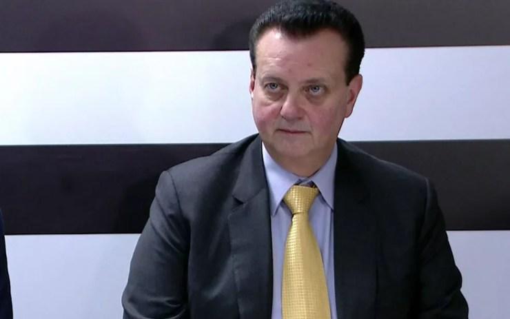 Gilberto Kassab foi nomeado chefe da Casa Civil no governo Doria em SP — Foto: TV Globo/Reprodução