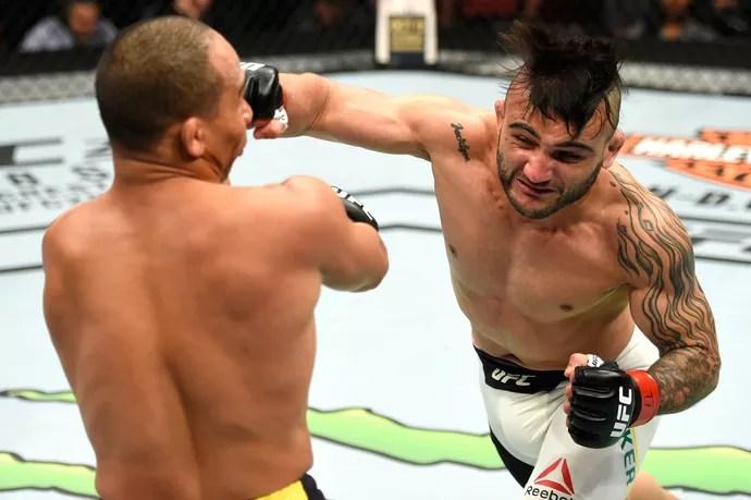 John Lineker x John Dodson UFC Portland (Foto: Getty Images)
