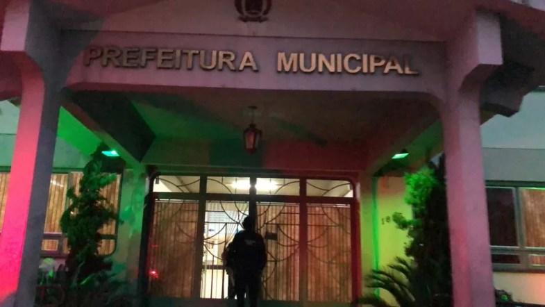 Investigação apura organização criminosa que atua na administração municipal (Foto: Polícia Civil/Divulgação)