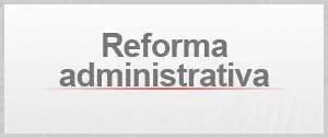 reforma administrativa selo agenda (Foto: Editoria de Arte / G1)