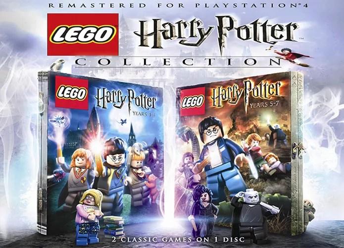 Resultado de imagem para Lego Harry Potter Collection