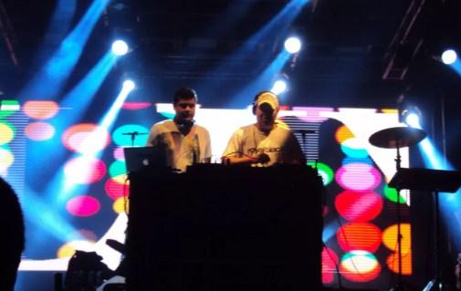 Projeto eletrônico IndaHouse faz show no Campus Festival 2018 em João Pessoa (Foto: Krystine Carneiro/G1/Arquivo)