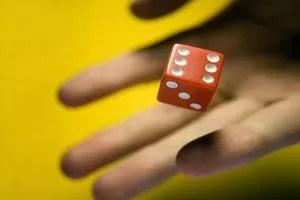 A sorte está lançada (Foto: Arquivo Google)