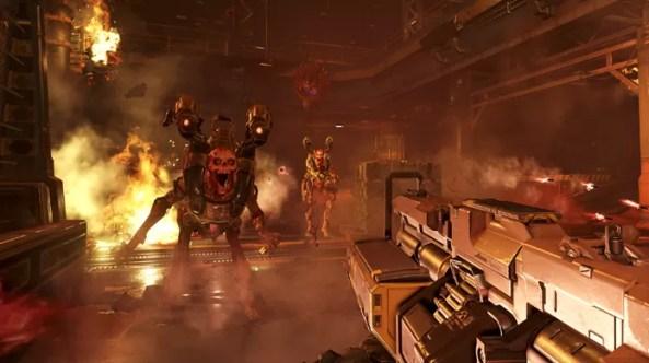 Novo Doom promete trazer ação frenética dos clássicos para uma nova geração de jogadores (Foto: Reprodução/DSO Gaming)