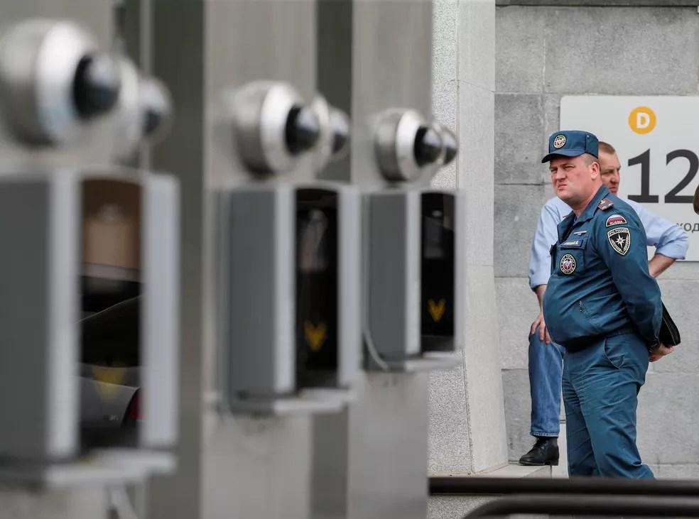 Segurança é uma das grandes preocupações do governo russo no Mundial (Foto: Reuters)