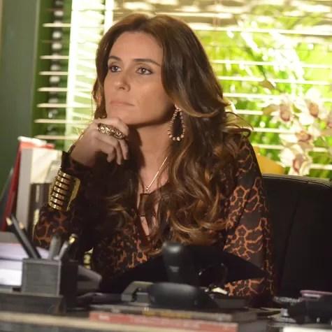 Giovanna Antonelli como Helô, de 'Salve Jorge' (Foto: Frederico Rozário/TV Globo)