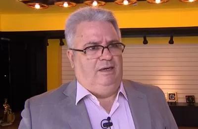 Sérgio Corrêa, presidente da Comissão Nacional de Arbitragem (Foto: Reprodução SporTV)