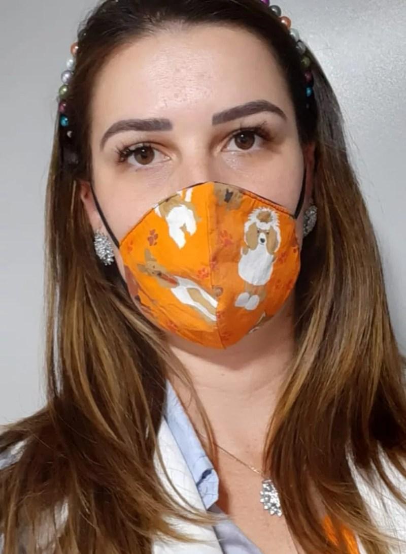 Médica veterinária Rafaela Tavares — Foto: Arquivo pessoal