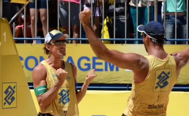 Rei do vôlei de praia, multicampeão Emanuel vai se aposentar aos 42 anos
