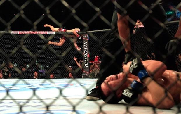 UFC José Aldo x Chan Sung Jung (Foto: Agência Reuters)