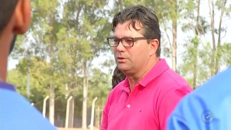 Claudemir Peixoto fica aliviado após julgamento (Foto: Reprodução / TV TEM)