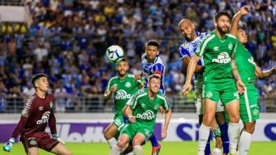 CSA x Chapecoense Brasileirão