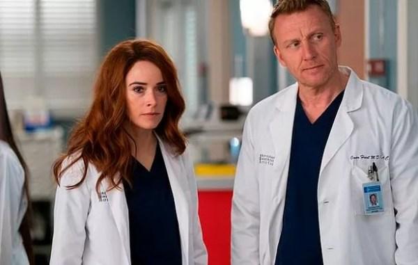 Kevin McKidd na série Grey's Anatomy (Foto: divulgação)