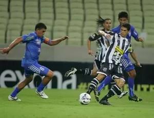 Ceará x Parnahyba Copa do Brasil Castelão (Foto: Bruno Gomes/Agência Diário)