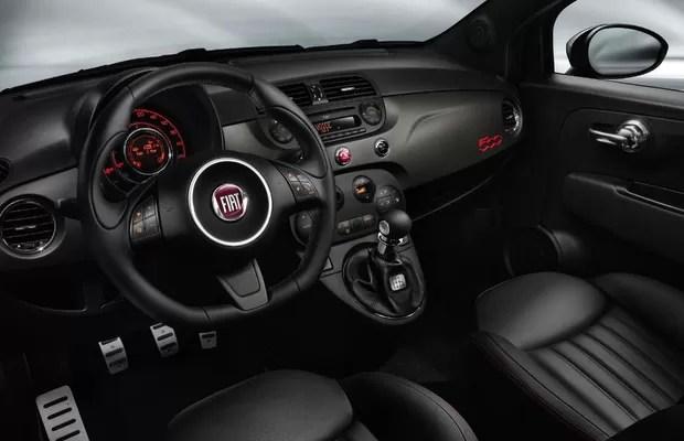 Fiat 500 GQ (Foto: Divulgação)