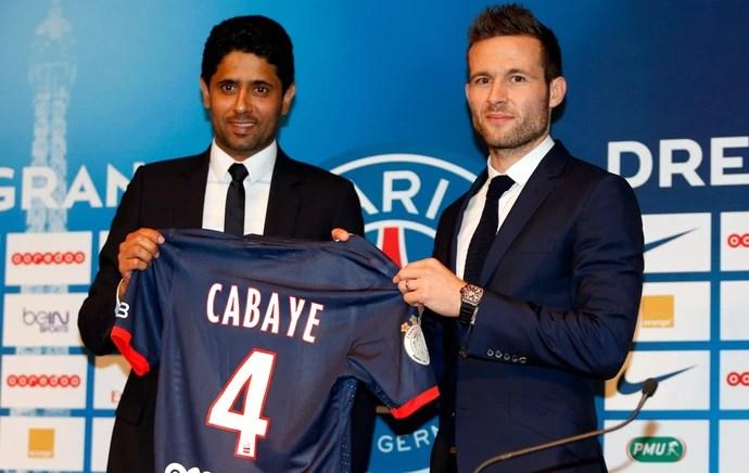 Yohan Cabaye PSG (Foto: Reuters)