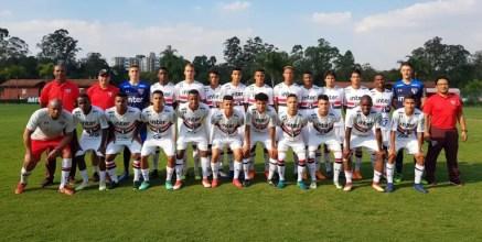 São Paulo estreia com vitória no Brasileirão sub-20 (Foto: Renata Lutfi/saopaulofc.net)