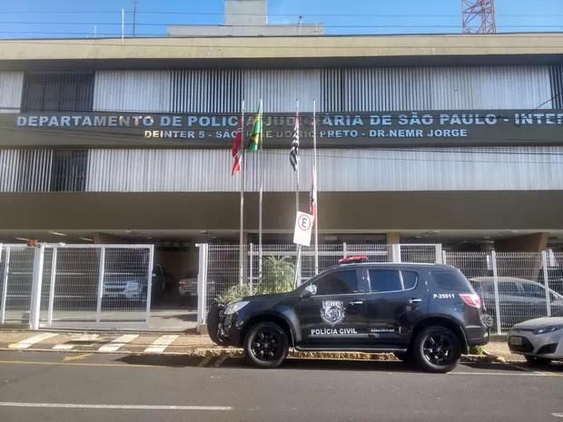 Delegado era responsável pela Unidade de Inteligência da Polícia Civil  (Foto: Monize Poiani/TV TEM)