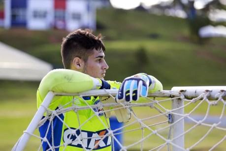 Jean, do Bahia, está na mira do São Paulo para 2018 (Foto: Felipe Oliveira / Divulgação / EC Bahia)