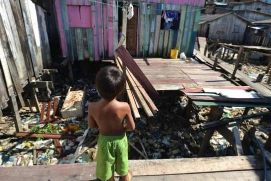 Pobreza. — Foto: Agência Brasil