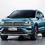 Volkswagen Tharu Tem Primeiras Fotos Reveladas Suv Chega No Brasil Em 2019 Carros Autoesporte