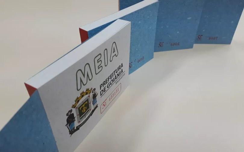 Bilhetes do Parque Mutirama eram feitos em duplicidade (Foto: Vanessa Martins/G1)