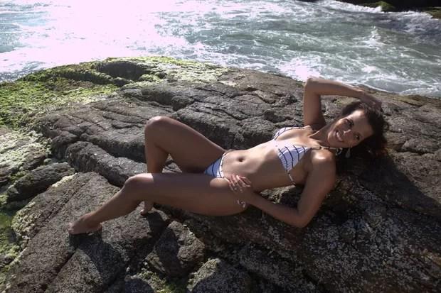 Renata Santos (Foto: Isac Luz)
