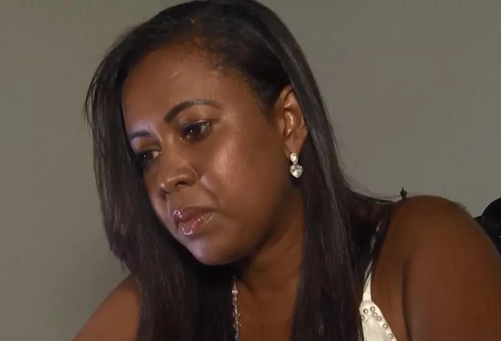 Stella processou polícia espanhola por racismo e violação dos direitos humanos — Foto: Reprodução/TV Santa Cruz