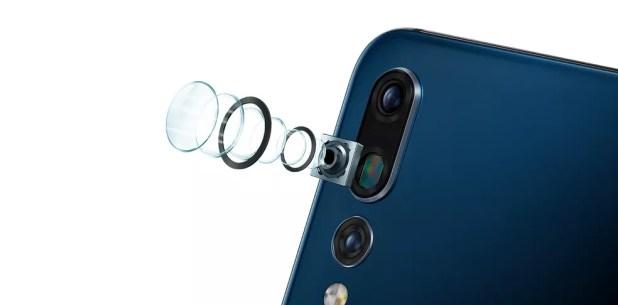 Huawei P20 Pro tem câmera tripla tida como a melhor do mundo na atualidade (Foto: Divulgação/Huawei)