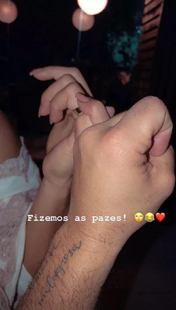 Thammy Miranda e Andressa Ferreira (Foto: Instagram/Reprodução)