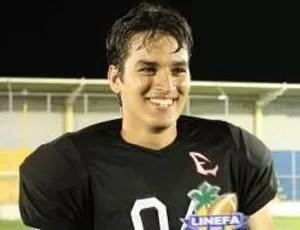 Rodrigo Dantas, do Botafogo Espectros (Foto: Divulgação)