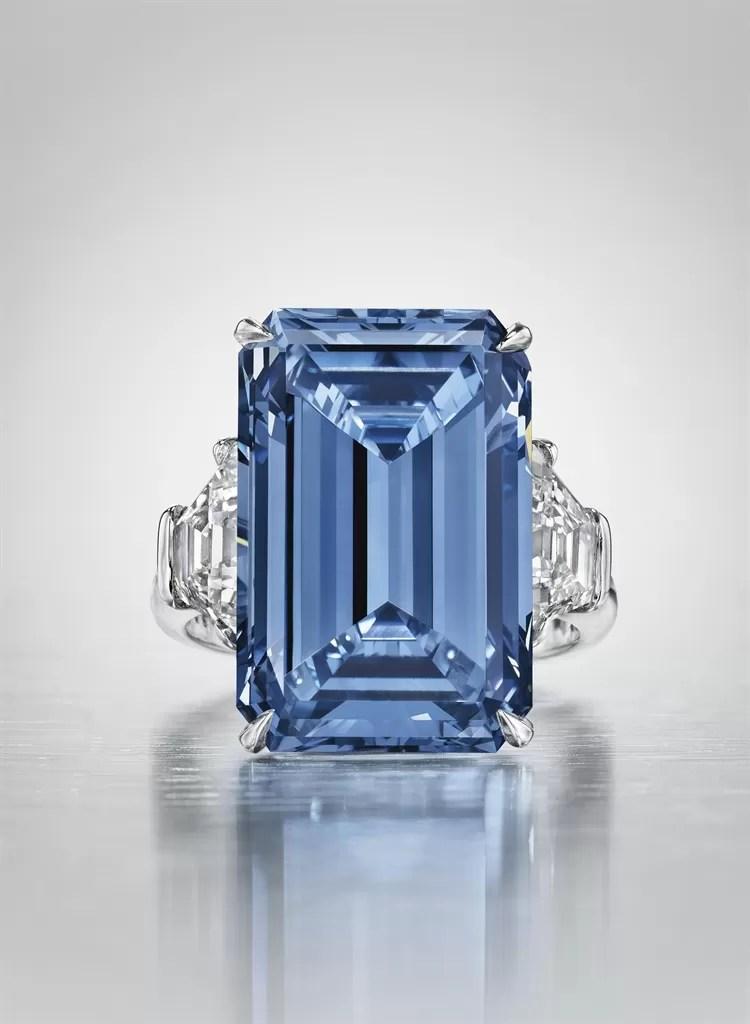 Diamante Lapidado Mais Caro Do Mundo Leiloado Por R 205