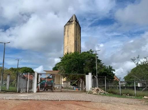 Penitenciária de Alcaçuz, na Grande Natal, Nísia Floresta RN — Foto: Anna Alyne Cunha/Inter TV Cabugi