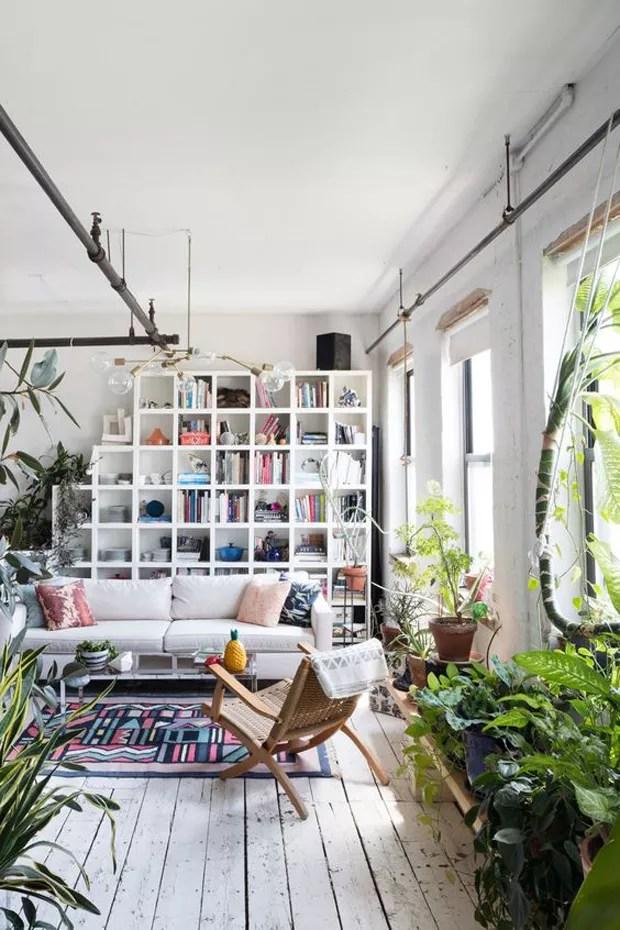 Decorao com plantas as 10 ideias mais populares do