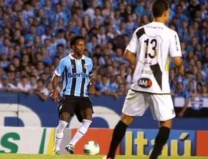 Zé Roberto na partida do Grêmio contra a Ponte Preta (Foto: Lucas Uebel / Site Oficial do Grêmio)