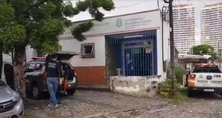 Policiais civis participam da operação Luz na Infância em Fortaleza (CE) — Foto: MJSP/Divulgação