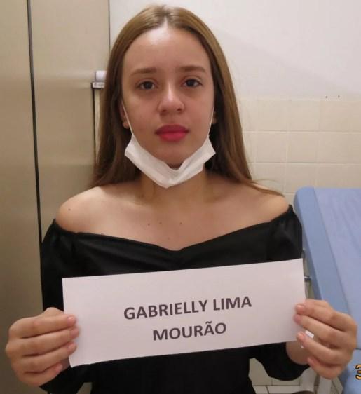 Gabrielly Lima Mourão foi autuada por homicídio culposo após atropelar e matar motociclista no Acre — Foto: Arquivo
