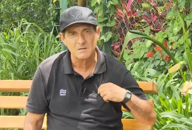 Muricy Ramalho abre o coração sobre a carreira de técnico (Foto: Reprodução SporTV)