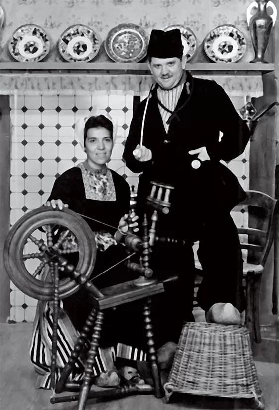 2 | O casal Rubens e Eunice em viagem de férias (Foto: Acervo da Família)