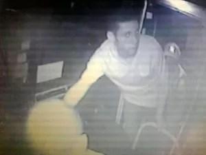 Suspeito morte de PM ônibus Porto Alegre (Foto: Reprodução)