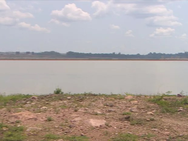 Área a ser alagada preocupa famílias da região (Foto: Rede Amazônica/ Reprodução)