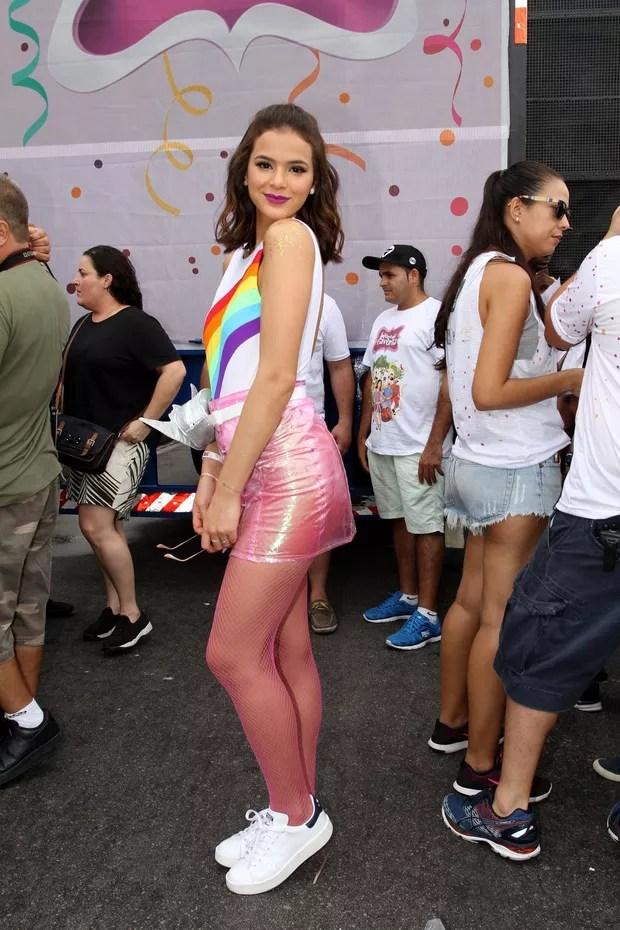 Bruna Marquezine (Foto: Thyago Andrade- Brazilnews)
