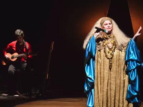 Elke Canta e Conta (Foto: Estúdio Mandala/Divulgação)