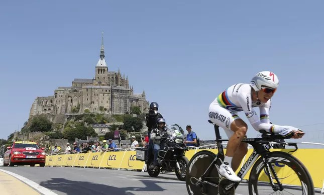 Tony Martin no Tour de 2013