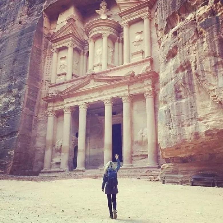Petra (FOTO: ARQUIVO PESSOAL/MEGAN SULLIVAN)