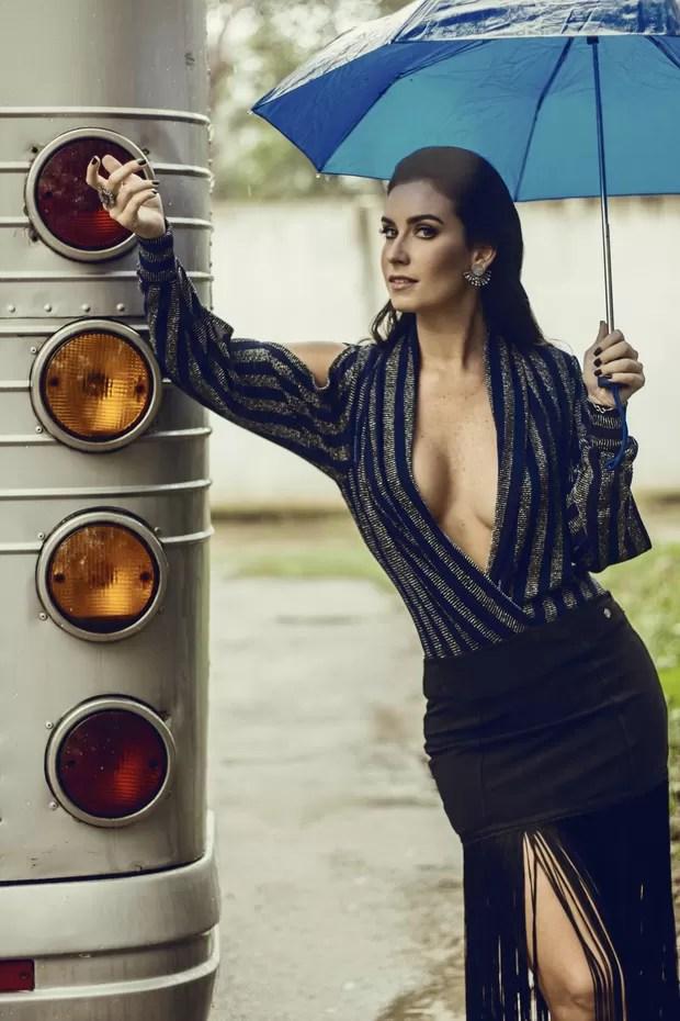 Larissa Erthal (Foto: Sergio Baia / Revista Mensch)